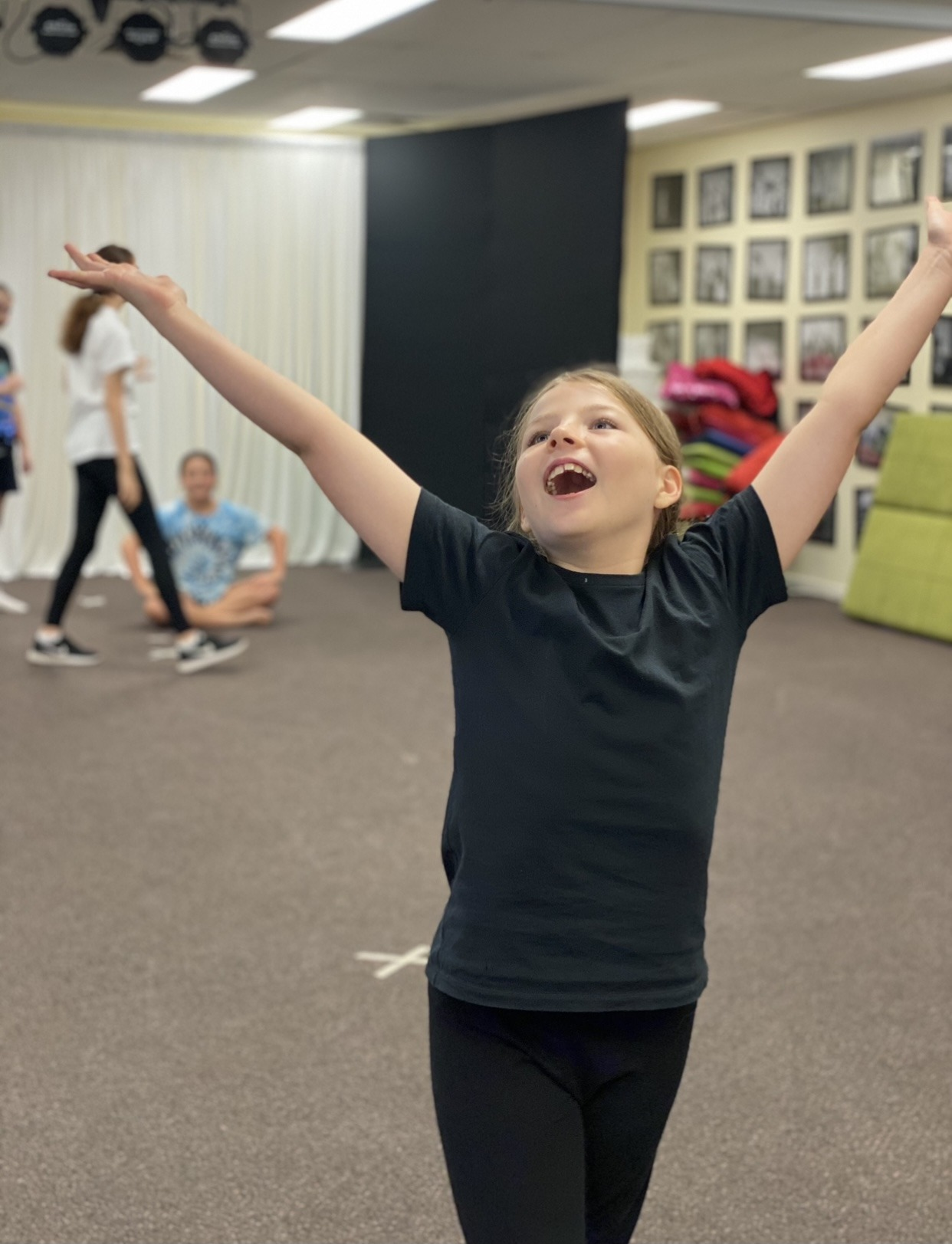 Drama Classes at Brisbane Acting and Drama promote self-confidence