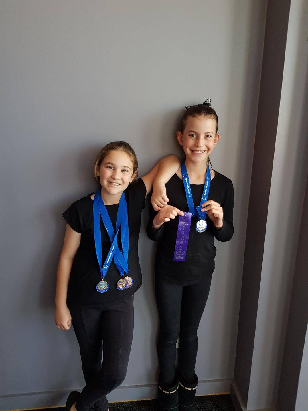 Eisteddfod Success Brisbane Acting and Drama Winners QUOTA Beenleigh